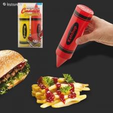 Crayons pour ketchup