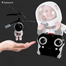 Astronaute en plasti
