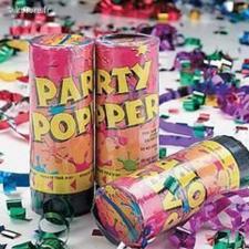 3 ports de confettis