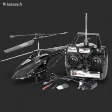 Hélicoptère radiocom