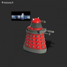 Dalek mobile miniatu