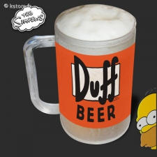 Chope à bière réfrig