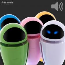 Haut-parleur coloré