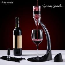 Décanteur de vin et