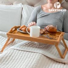 Plateau repas au lit