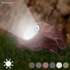 Lampe solaire en for