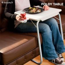 Table à pieds pliant