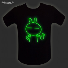 T-shirt lapin cool p
