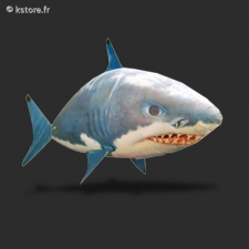 Requin gonflable, vo