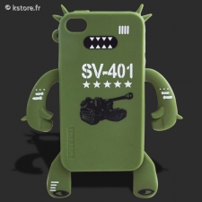 Coque iPhone 4 milit