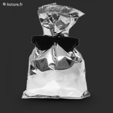 Pince sac en forme d