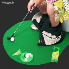 Terrain de golf pour